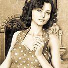 Vintage Woman by Vac1