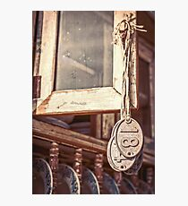 Hanging 18 Photographic Print