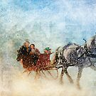 Dashing through the Snow by Elaine Manley