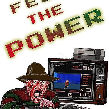 Freddy Power Glove! (FeeL The Power) by ibukimasta