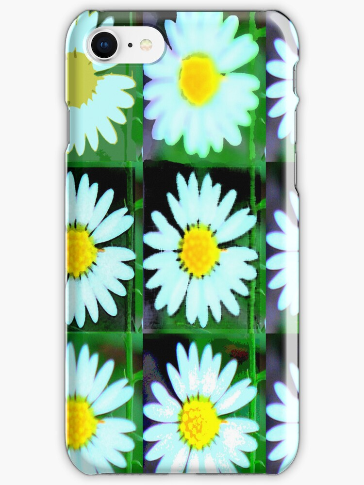 Daisy iPhone case by andytechie
