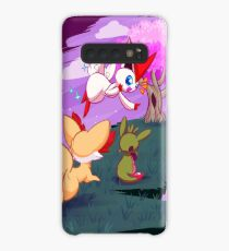 Victini and the Sakura Tree Case/Skin for Samsung Galaxy