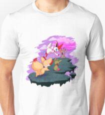 Victini and the Sakura Tree T-Shirt
