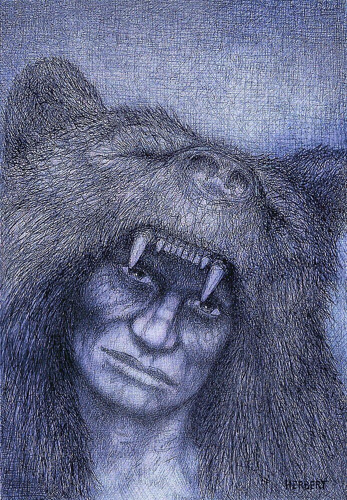 Bear hunter by Indigo46