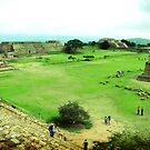 Monte Alban by ecotterell