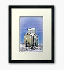 Hythe,Alberta Framed Print
