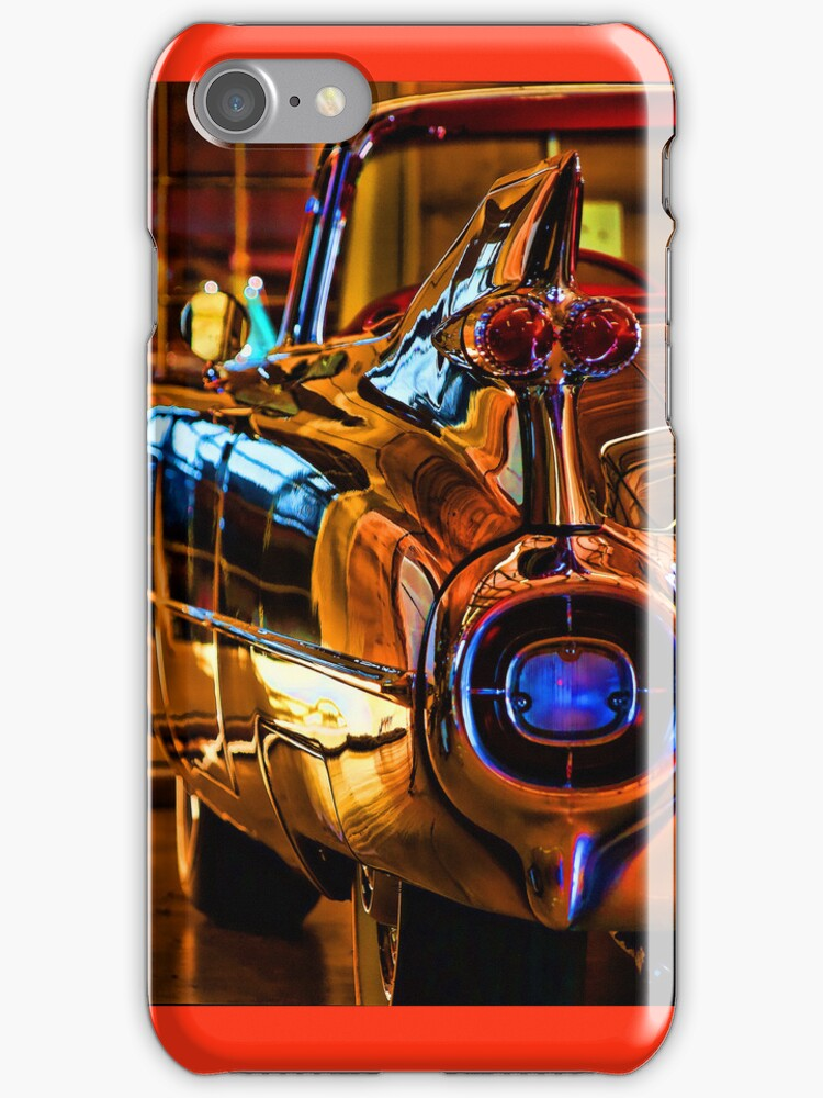 59 Caddy iPhone Case by Warren Paul Harris