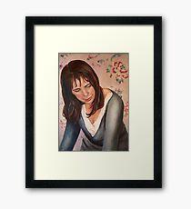 Gillian Framed Print