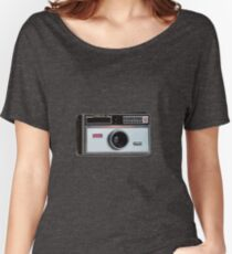 retro camera iphone case Women's Relaxed Fit T-Shirt