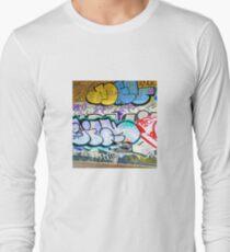 Brooklyn Graffiti 11 Long Sleeve T-Shirt
