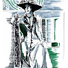 Lady Grantham by Seth  Weaver