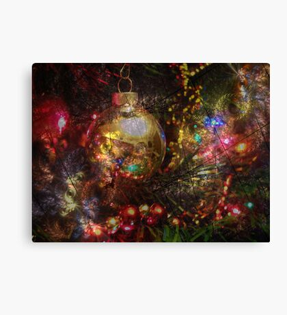 Holidays are coming... Canvas Print
