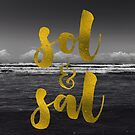 Sol & Sal by GalaxyEyes