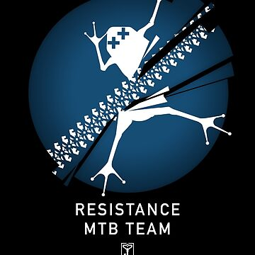 ingress : bike team (mtb variant) by precociousmouse