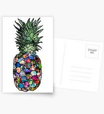 Palmapple Postcards