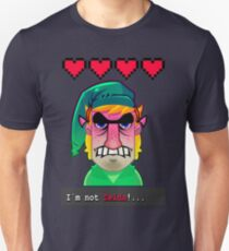 I´M NOT ZELDA! Unisex T-Shirt