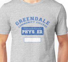 Greendale Theoretical Phys. Ed.  Unisex T-Shirt