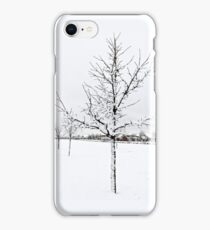 Snow Tree iPhone 4 Case iPhone Case/Skin