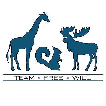 Team Free Will  by ksshartel