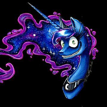 Princess Luna by TheDragonLady23
