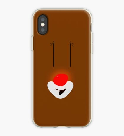 Rudolph iPhone Case