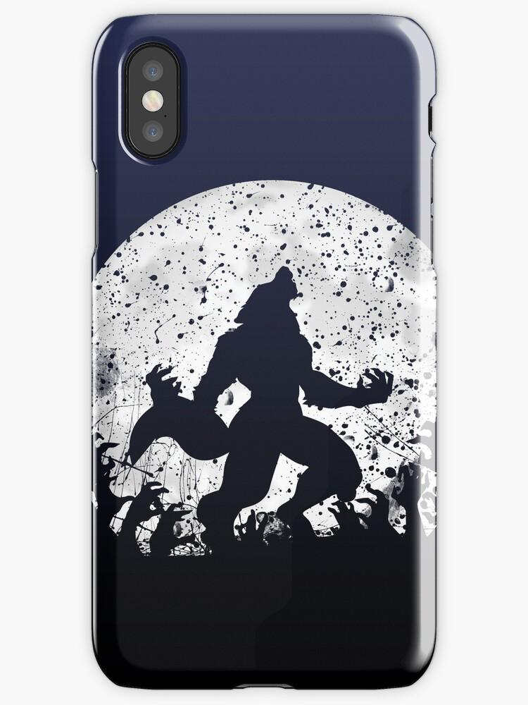 Werewolf vs Zombies by rollbiwan