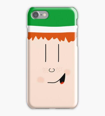 Santa's Elf iPhone Case/Skin