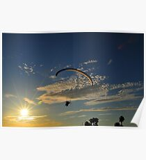 Power Paragliding   Poster