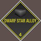 Hazardous: Dwarf Star Alloy by glyphobet