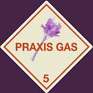 Hazardous: Praxis Gas by glyphobet