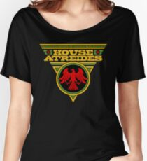 Dune HOUSE ATREIDES Women's Relaxed Fit T-Shirt