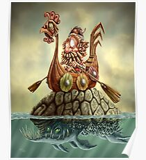 The Tale of Firgin the Fearful Poster