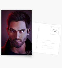 Derek Hale Postcards