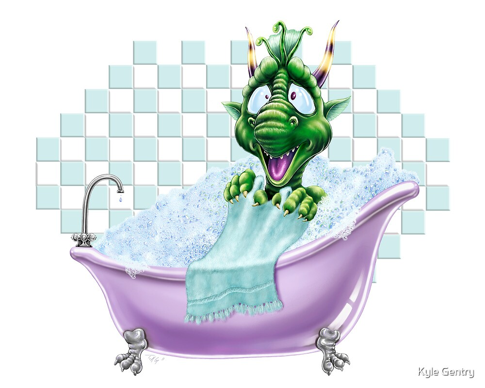 Bartleby's Bathtub Surprise by Kyle Gentry