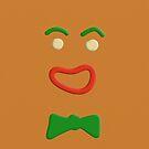 Gingerbread Man by Fotis Marlagkitas