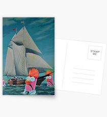 Beaker Bay Postcards