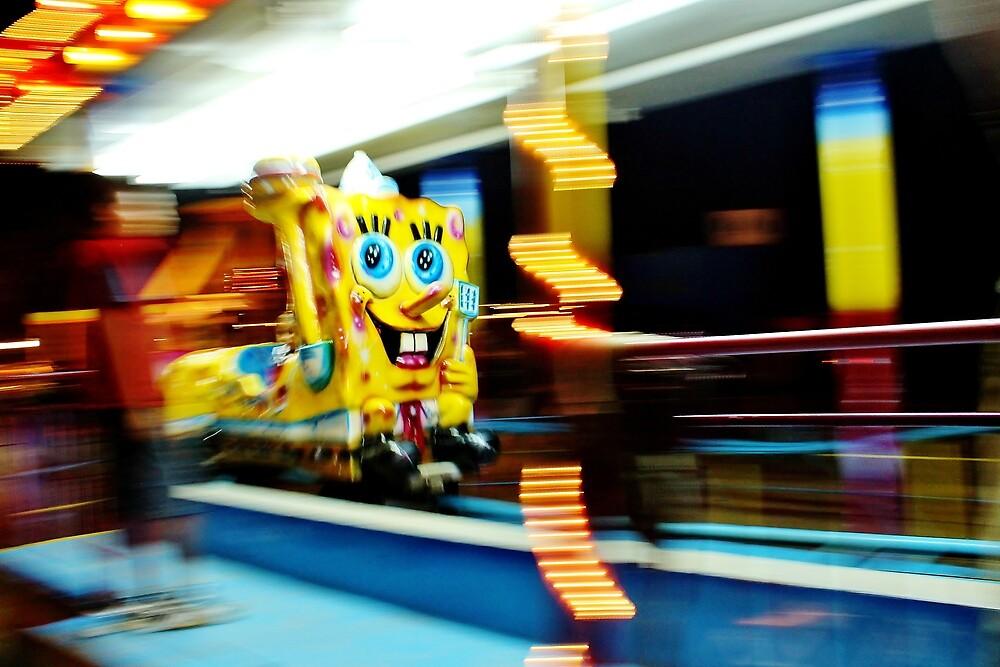 Sponge Bob by thekornerstone