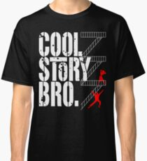 West Side Story, Bro. (White) Classic T-Shirt