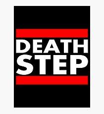 Run DMC Dubstep Deathstep Photographic Print