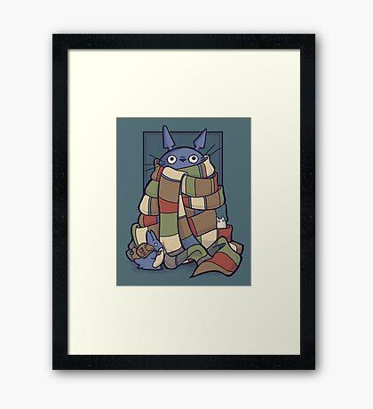 Totowho Framed Print