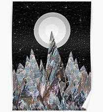 Moon Mountains  Poster