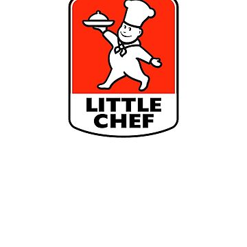 Little Chef (Retro Logo) by LewisJFC
