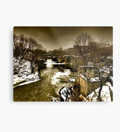 A Step Back In Time Metal Print