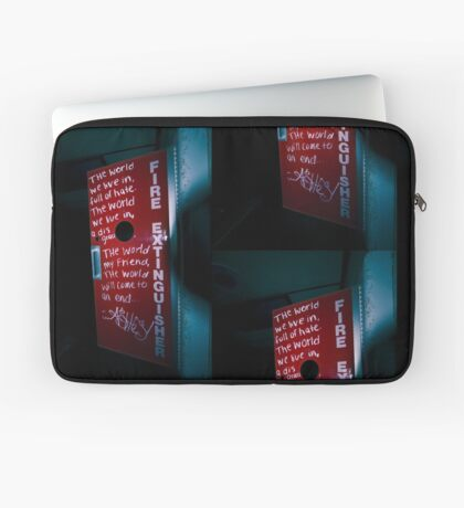 The World WILL END! Laptoptasche