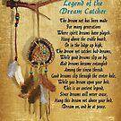 Legende des Traumfänger-Plakats von Irisangel