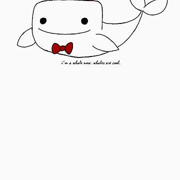 Doctor Whale by SaidtheRedBear