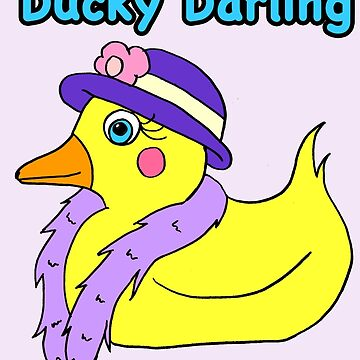 Ducky Darling by rosydesigns