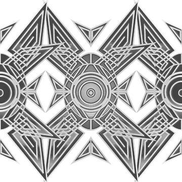 Silver star by superferretIX