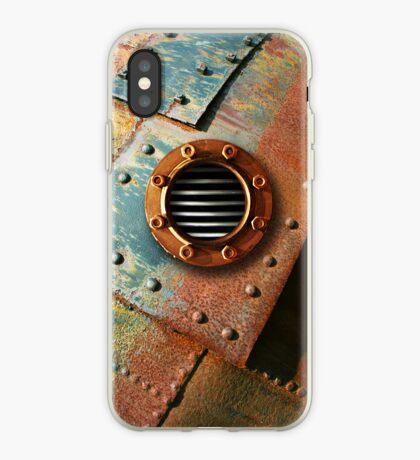 Steam Punk Portal 3 - iPhone Case iPhone Case