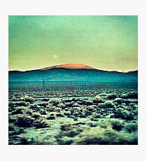 Bad Moon Photographic Print